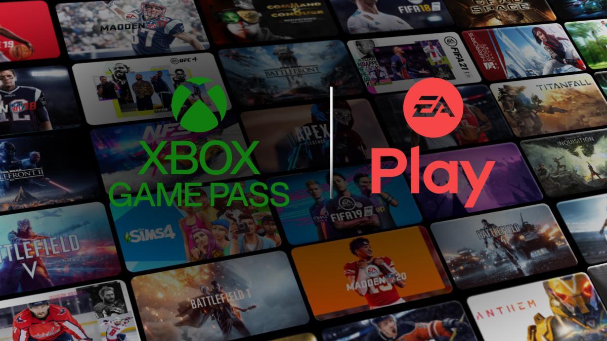 Объединение EA Play с Game Pass / фото reddit.com