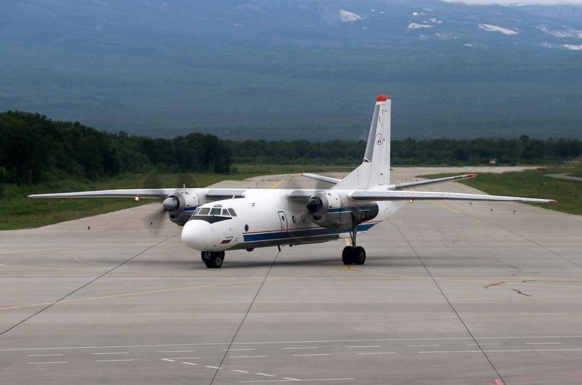 In Russia, a plane with passengers on board disappeared from radar / photo t.me/ENews112