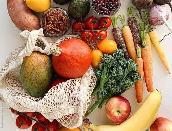 Овощи и фрукты / pinterest.ru
