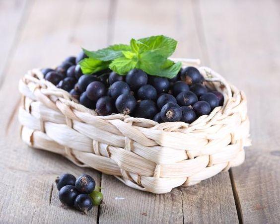 Овощи, фрукты и ягоды с содержанием антоциана / pinterest.ru