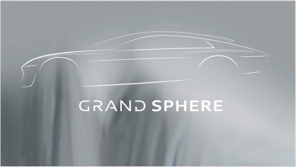 Grand Sphere представлен в кузове спортседан / фото linkedin.com/in/benjamin-honal