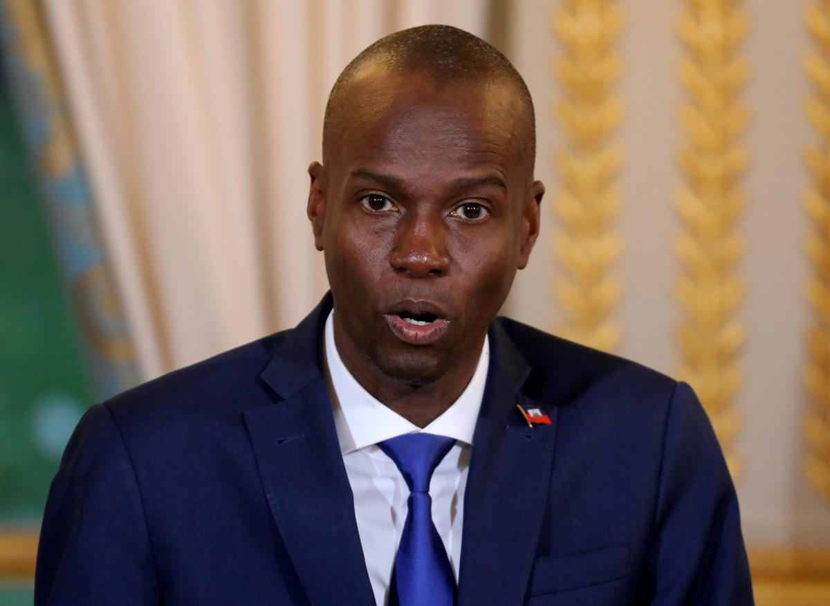 На Гаити убили президента страны \ фото REUTERS