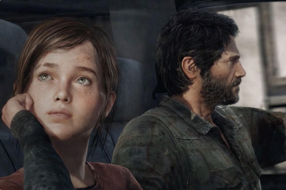 Джоэл и Элли - главные герои игрыThe Last of Us /фото Naughty Dog