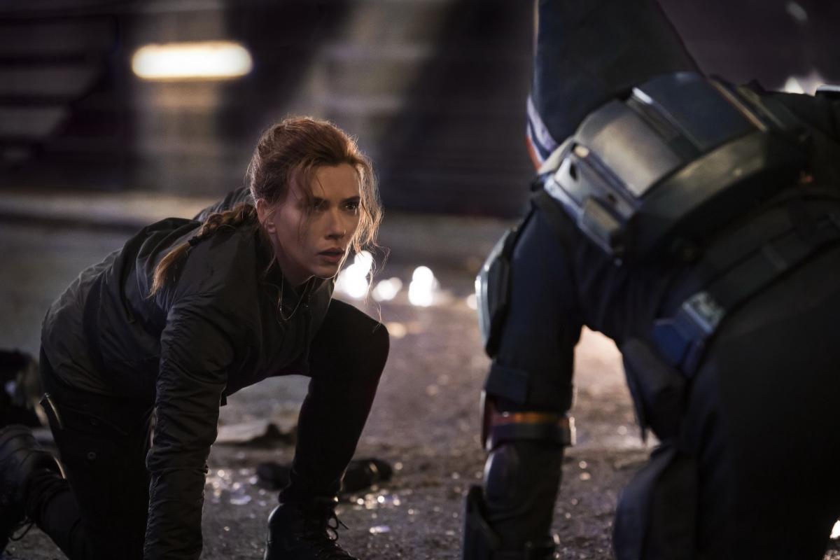 """Кадр из фильма """"Черная вдова"""" / фото Marvel Studios"""