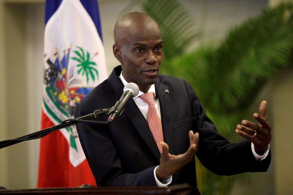 Президент Гаити был убит в ночь на 7 июля \ фото REUTERS