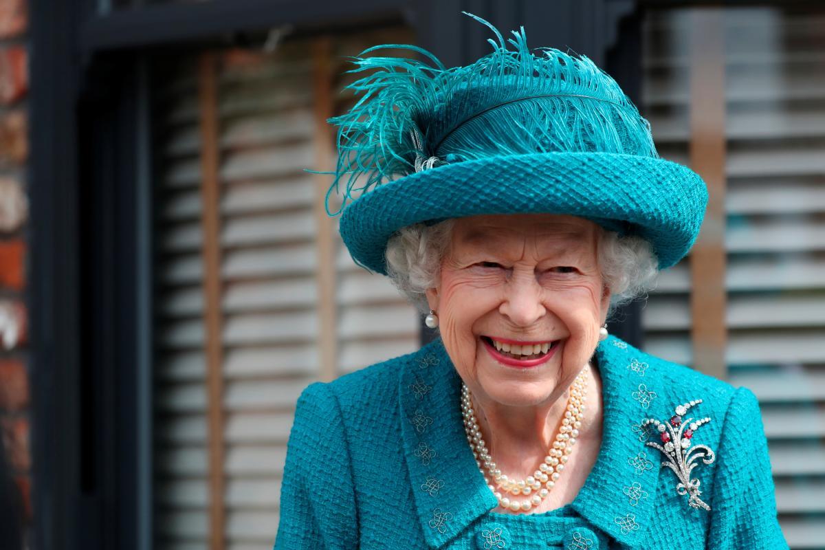 Королева Елизавета возобновила один из запретов для своих правнуков \ фото REUTERS
