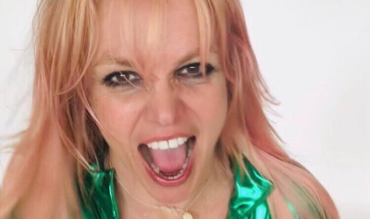"Бритни Спирс ""послала"" хейтеров / фото instagram.com/britneyspears"