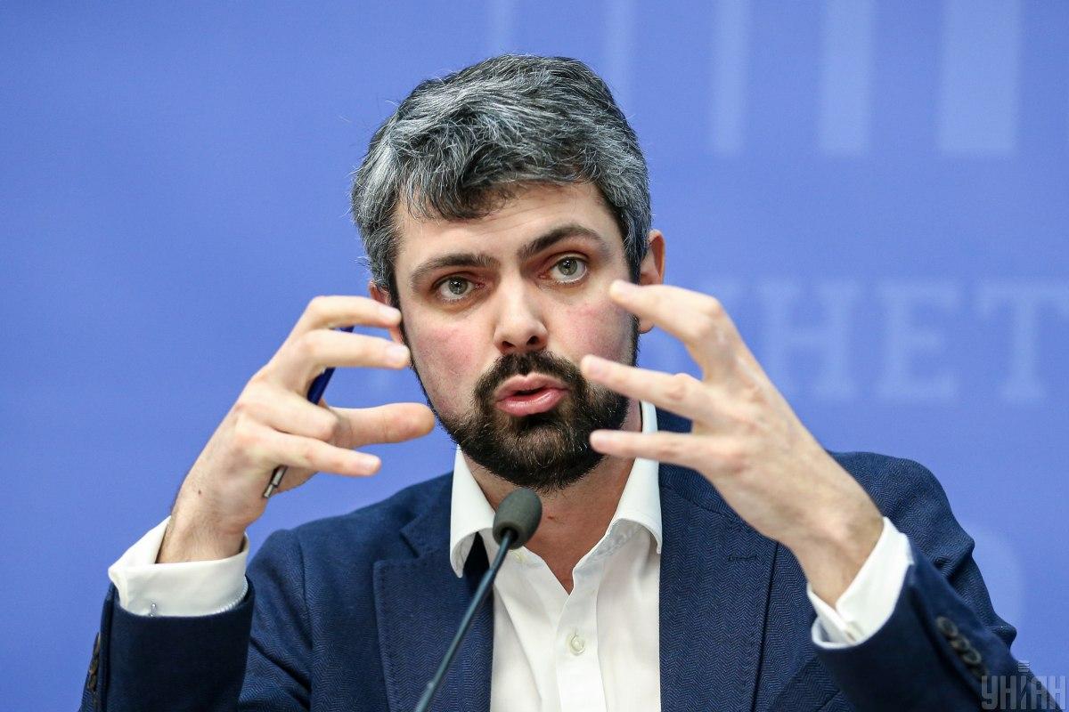 """Антон Дробович: """"Інститут не розповідає, що правильно, а що – ні"""" / фото УНІАН"""
