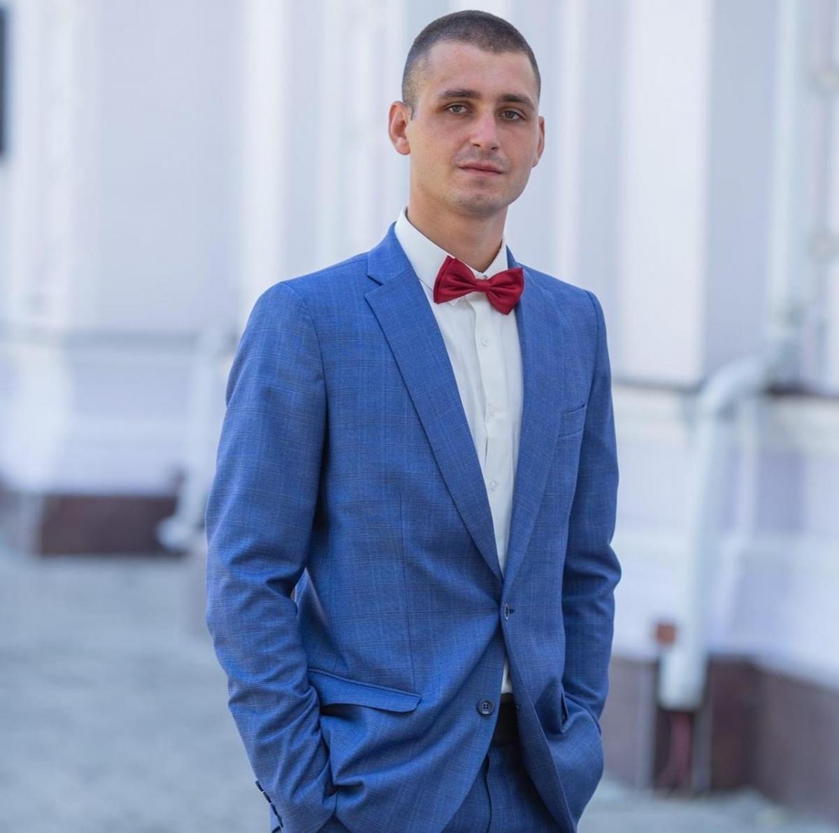 Евгений Курасов, погибший в результате вражеского обстрела / фото - facebook.com/58OMPBr