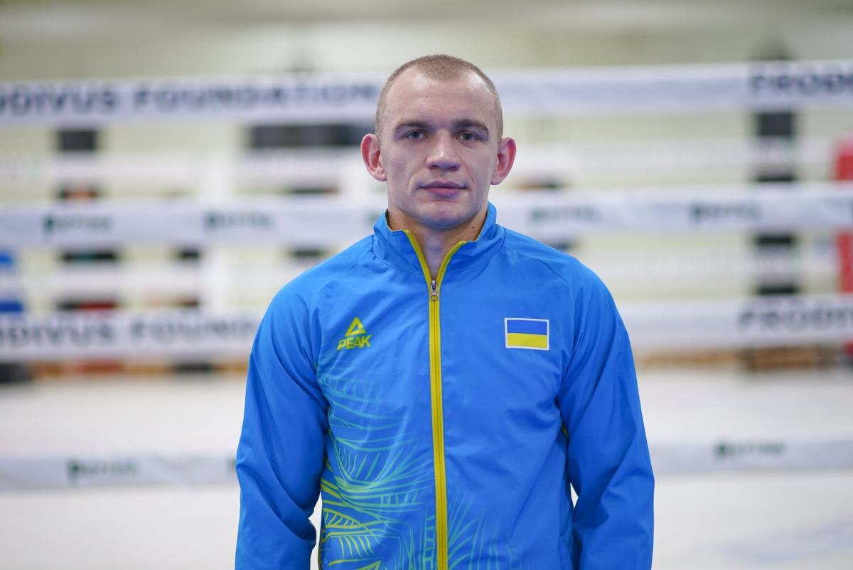 Евгений Барабанов / фото Федерация бокса Украины