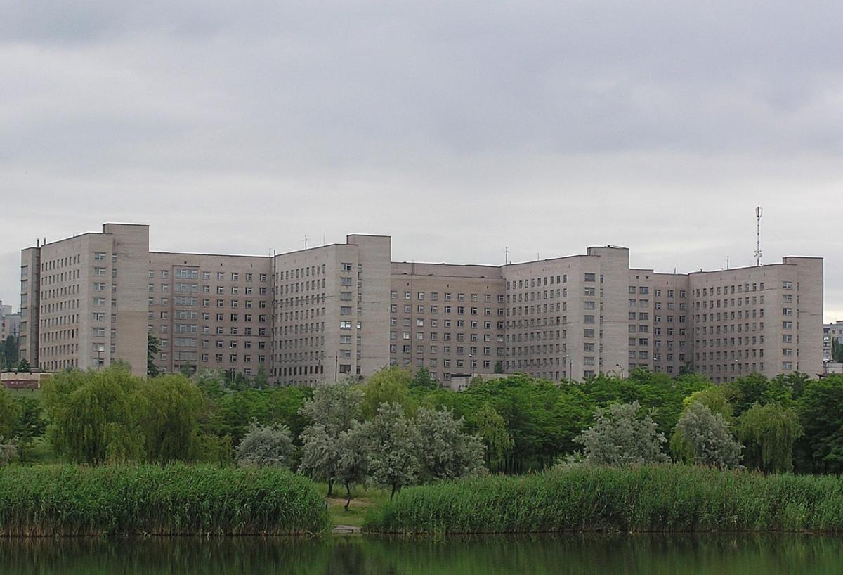 Вторая городская больница Кривого Рога / фото krmisto.gov.ua
