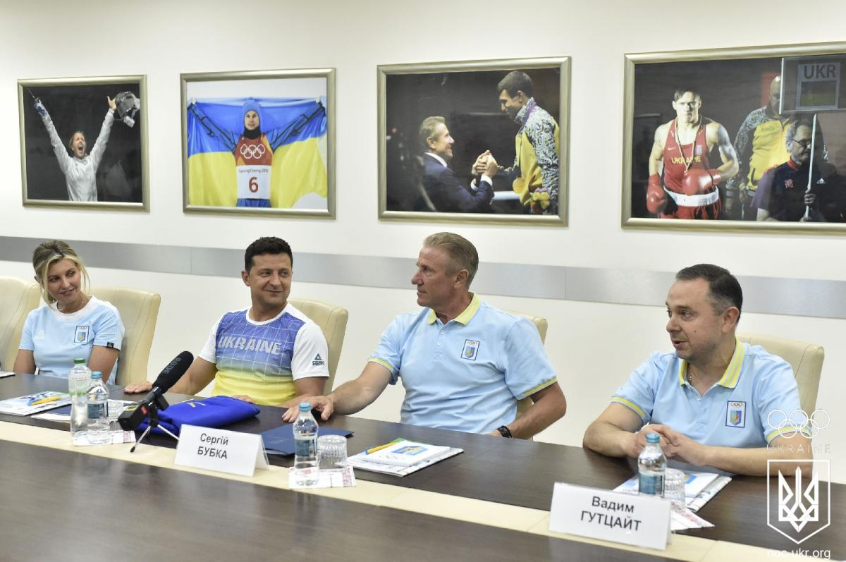 фото НОК Украины