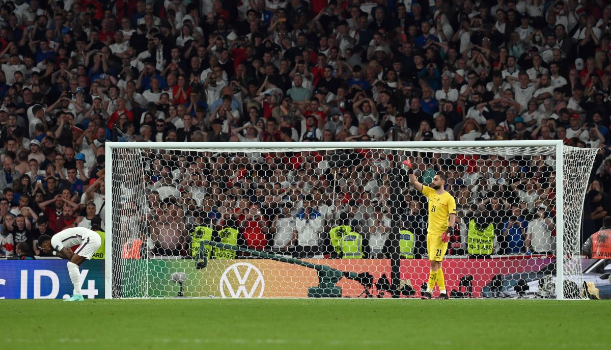 Англия - Италия / фото REUTERS