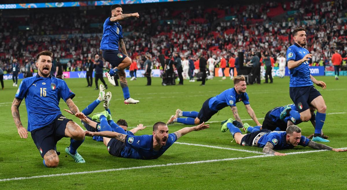 Италия - чемпион Европы / фото REUTERS