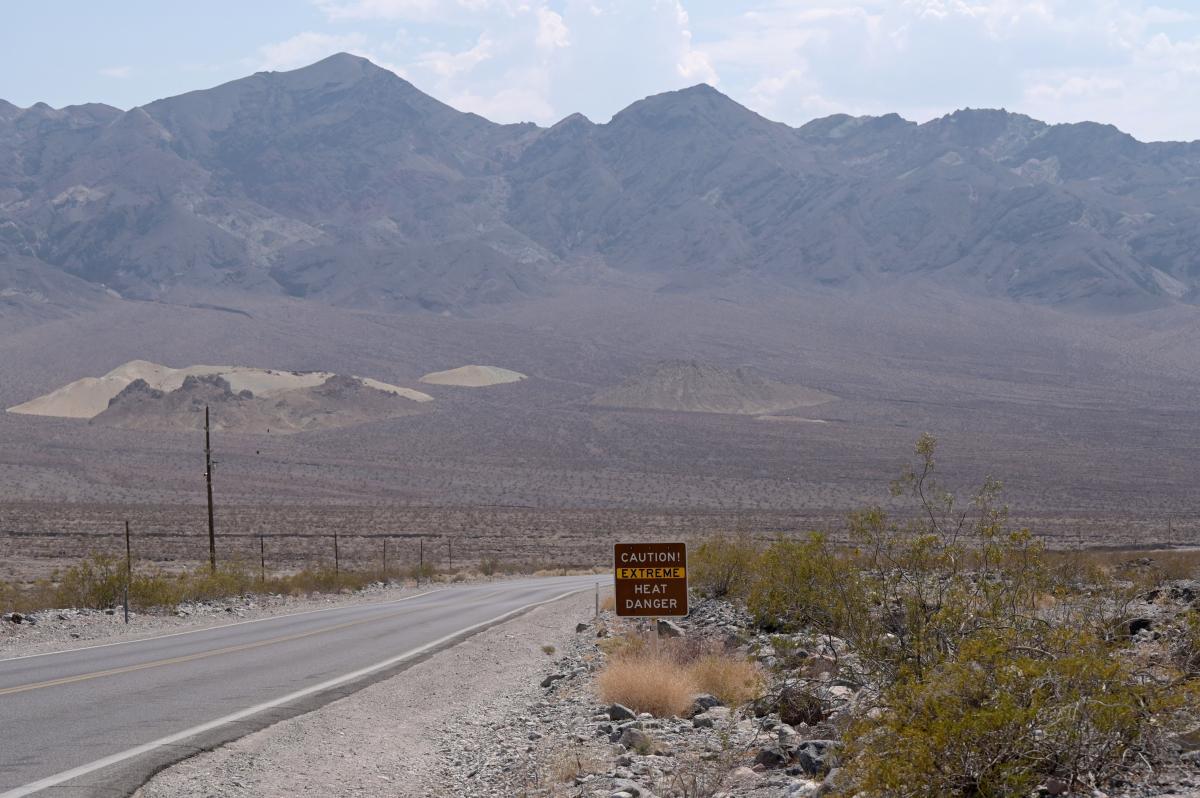 Запад США охватила аномальная жара / фото REUTERS