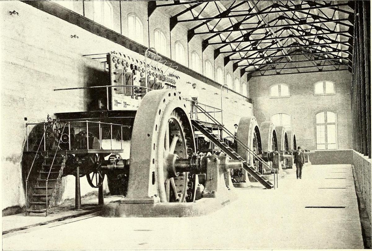 На электростанции XIX века теперь майнят криптовалюту / Wikipedia, The Street Railway Journal