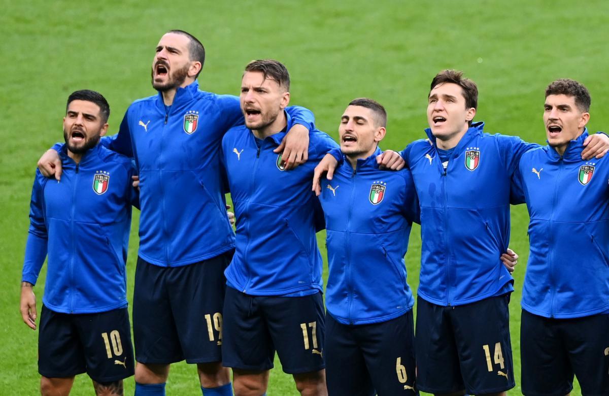 Сборная Италии известна своей страстью / фото REUTERS