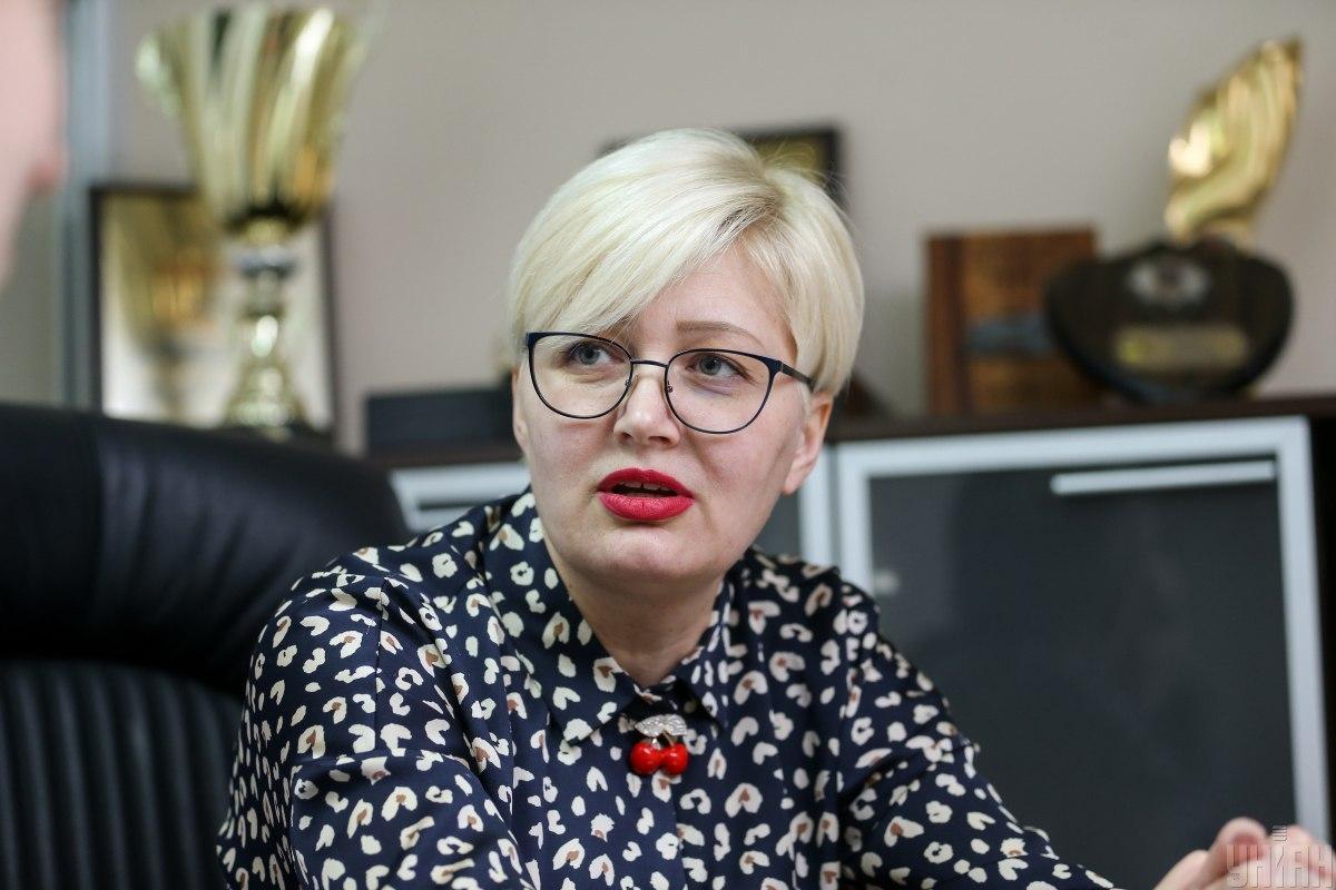 """""""Змосковщення"""" українських дітей іде шаленими темпами, вважає Ніцой / фото - УНІАН"""