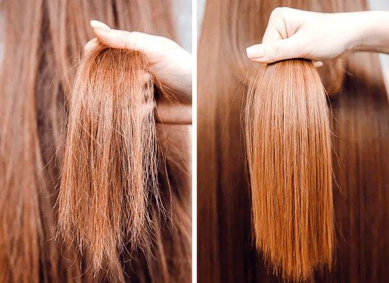 Процедуры для волос летом / pinterest.ru