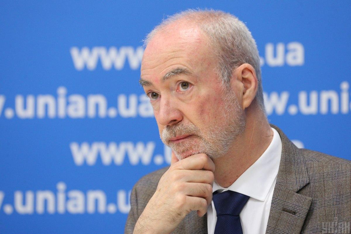 Понсен: Украине следует сосредоточиться на внутреннем процессе реализации реформ / фото УНИАН, Виктор Ковальчук