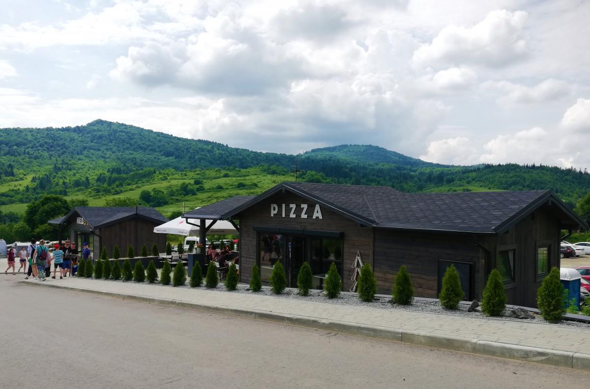 Село Урыч в 2021 году / фото Марина Григоренко