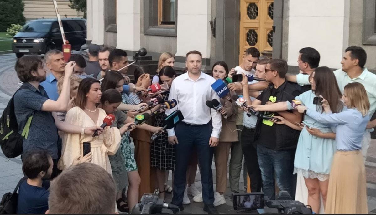 Denis Monastyrsky may head the Ministry of Internal Affairs / UNIAN / photo UNIAN, Tetyana Polyakovskaya