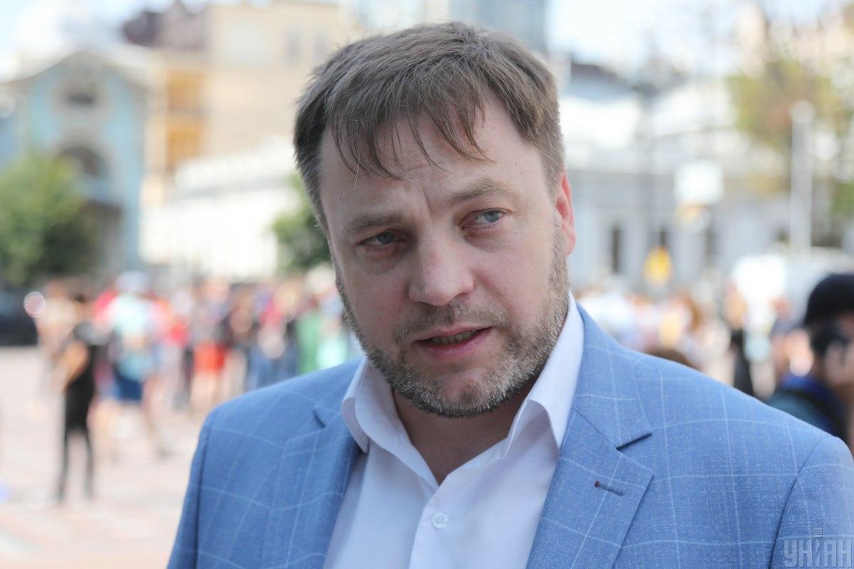 Монастырский может занять должность главы МВД вместо Авакова / Фото УНИАН