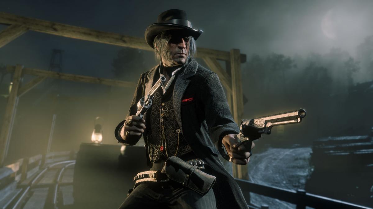 Оновлення Blood Money вже доступне для Red Dead Online на ПК і консолях / фото Rockstar Games