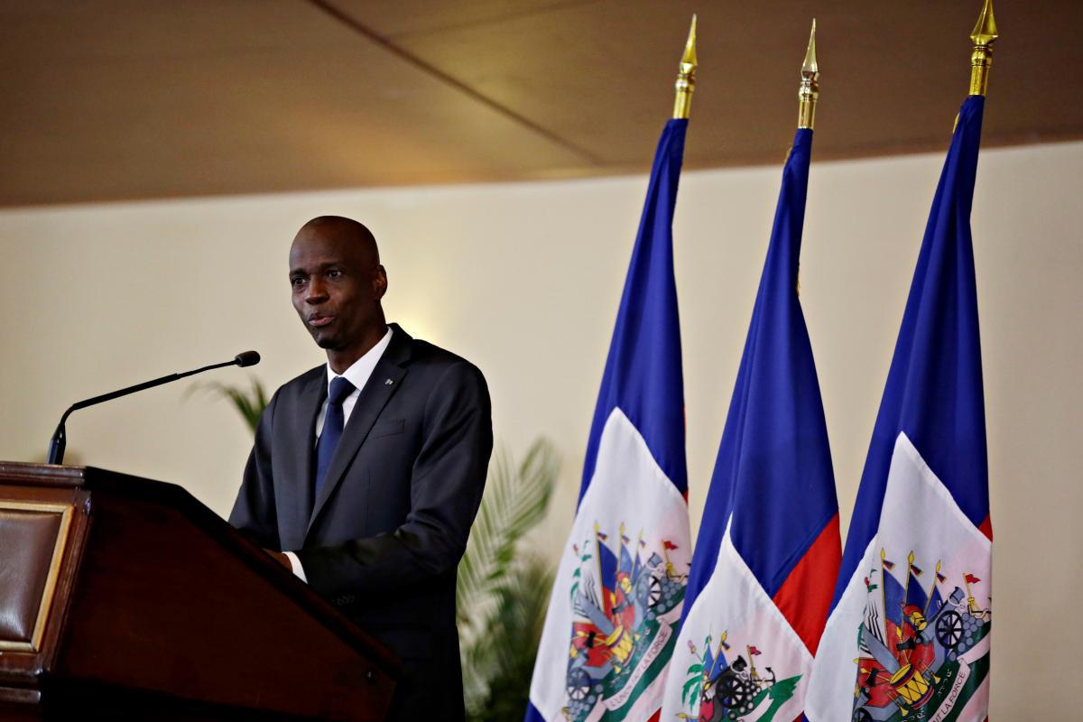 Неизвестные ворвались в резиденцию президента Гаити в ночь на 7 июля / Фото: REUTERS