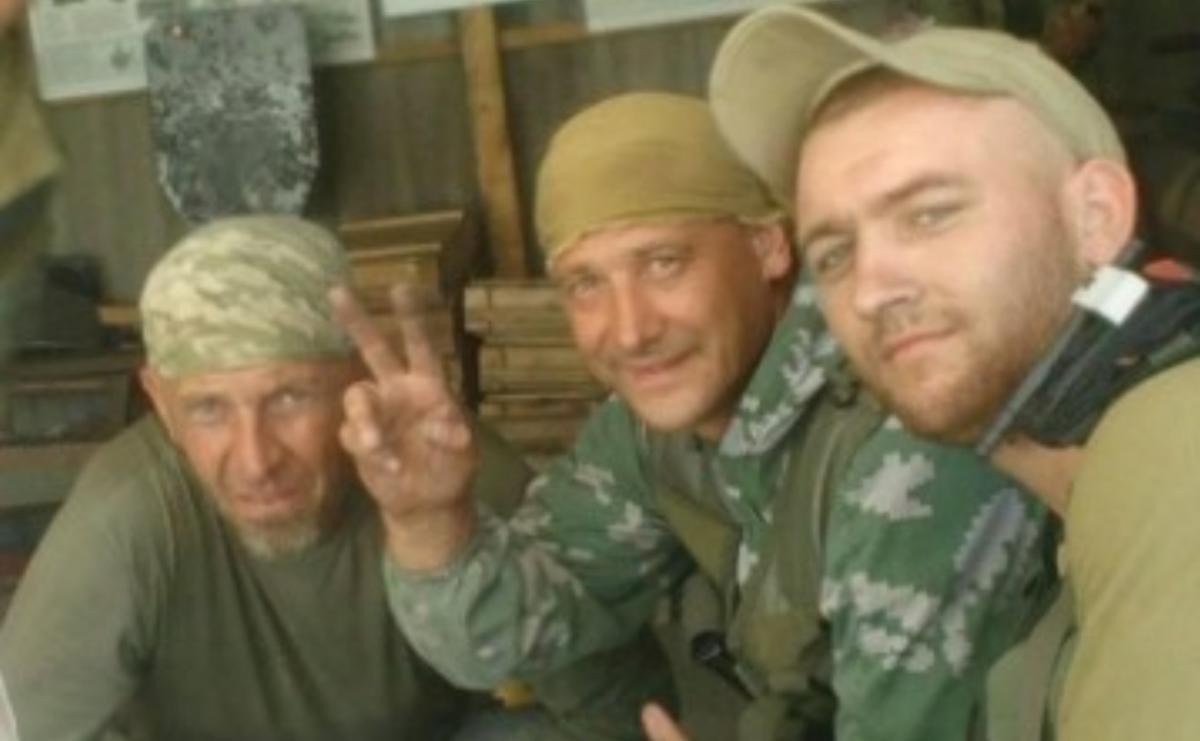 Андрей Беляев - в центре / фотоАлександр Махов