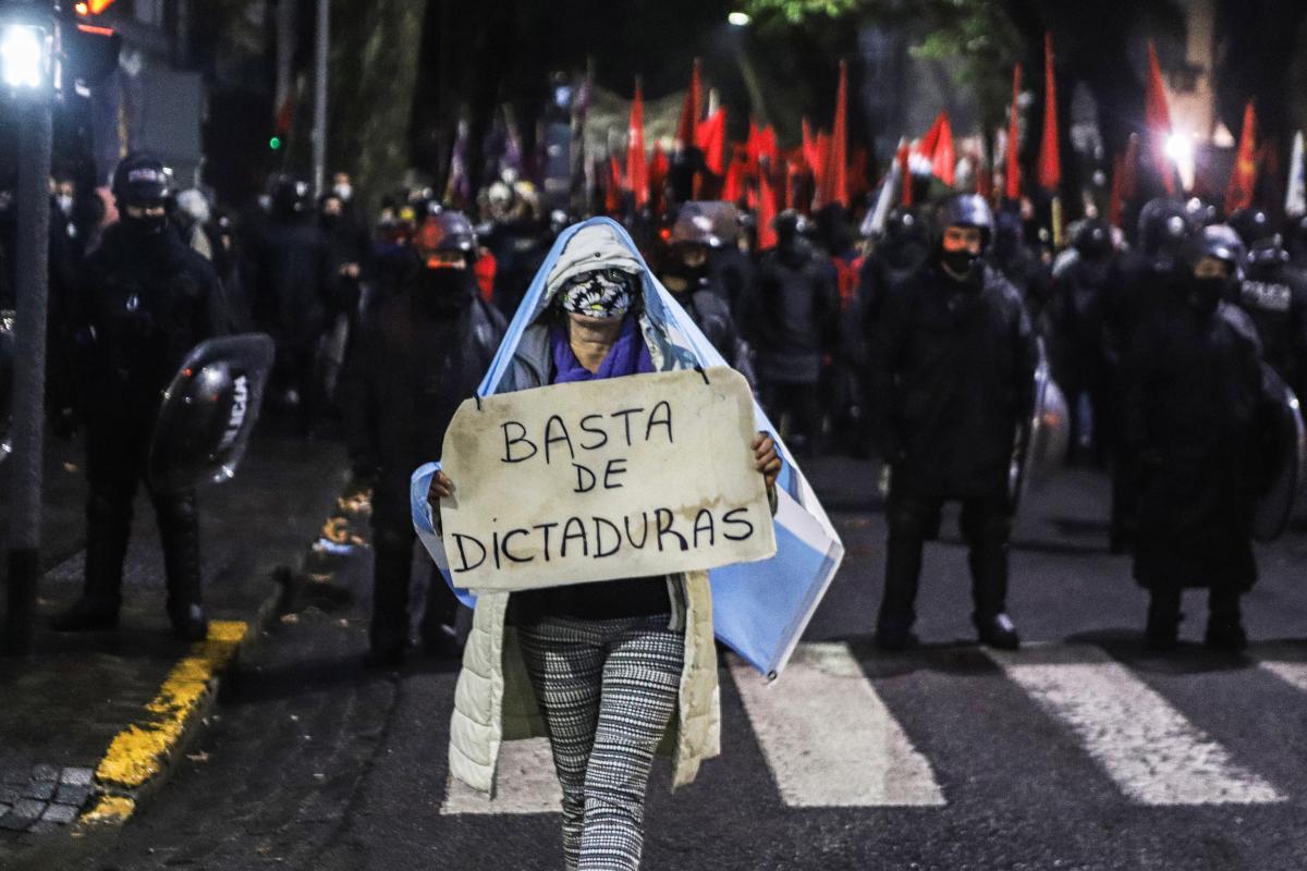 На Кубе вспыхнули протесты \ фото REUTERS
