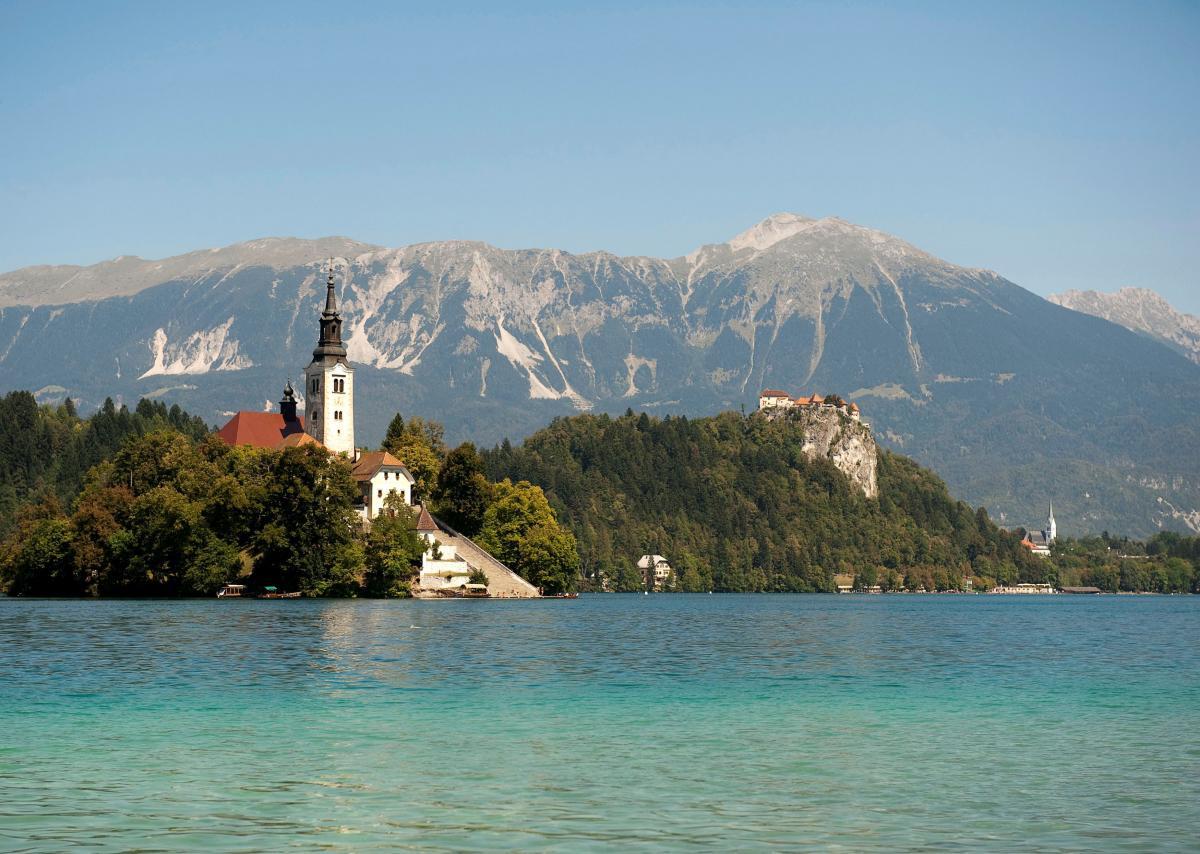 Словения открылась для украинских туристов \ фото REUTERS