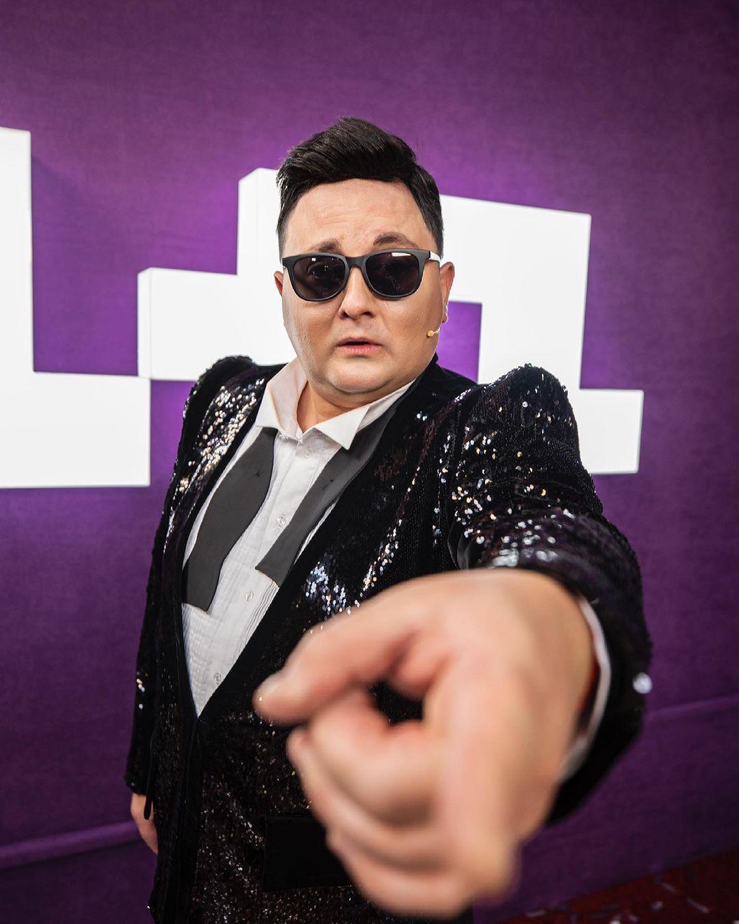 Мне в своем весе и теле комфортно, - актер / instagram.com/yuriy_tkach