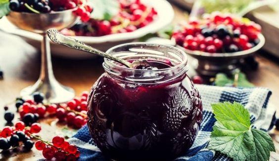 Варенье из смородины – рецепт / pinterest.ru