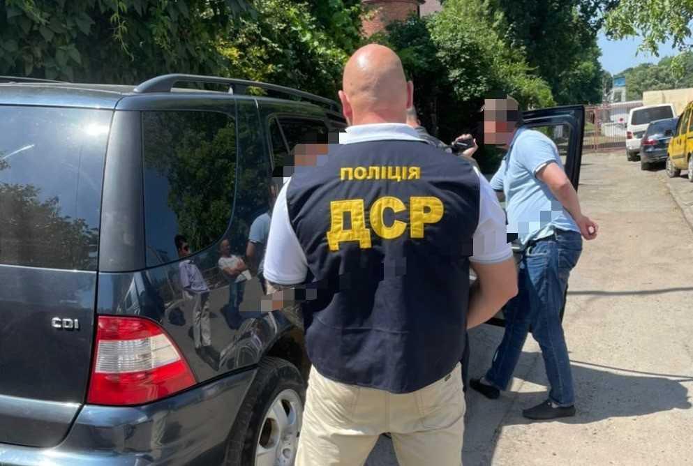 Взятку помощник нардепа получил от волонтера / фото Офис Генпрокуратуры