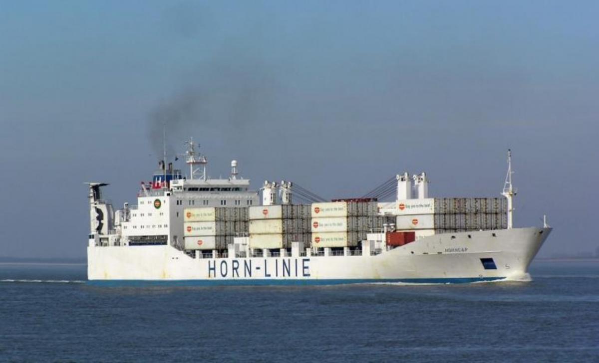 Моряк из Очакова умер на судне в Аденском заливе / фото vesselfinder.com