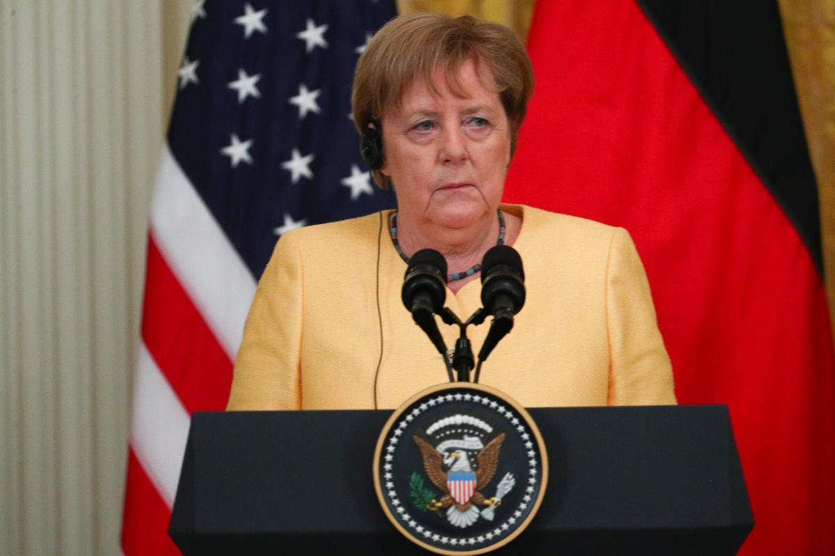 Меркель зазначила, що домовленості були досягнуті з урядом США, а не з американським Конгресом / Ілюстрація REUTERS
