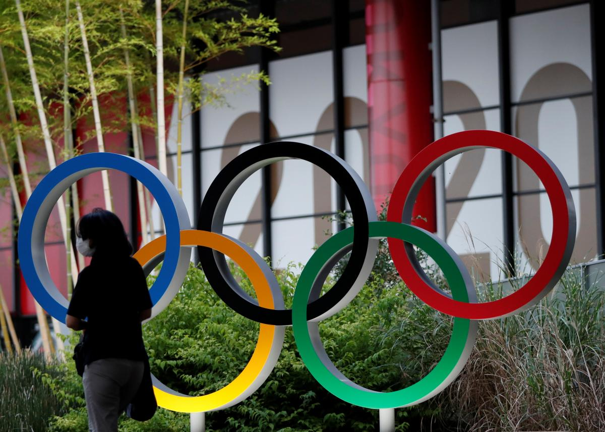 Олимпиада-2020 / фото REUTERS