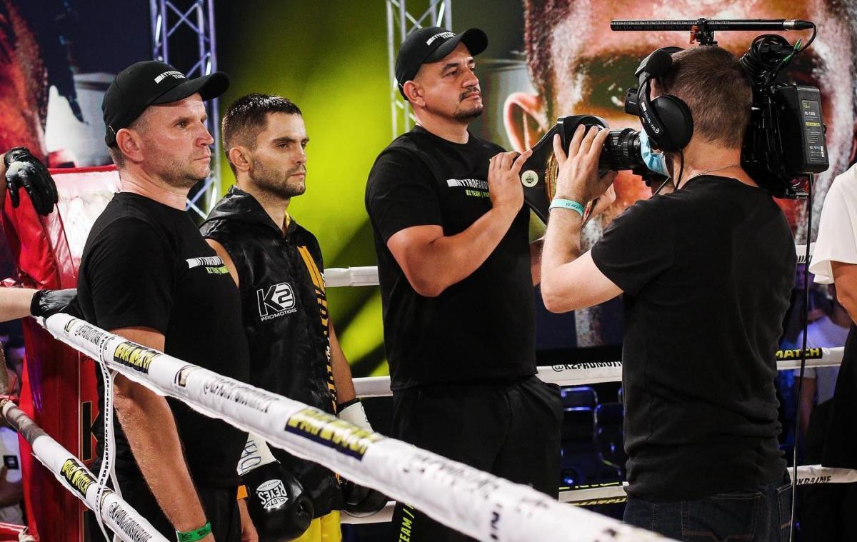Дмитрий Митрофанов одержал 11-ю победу / фото K2 Promotions