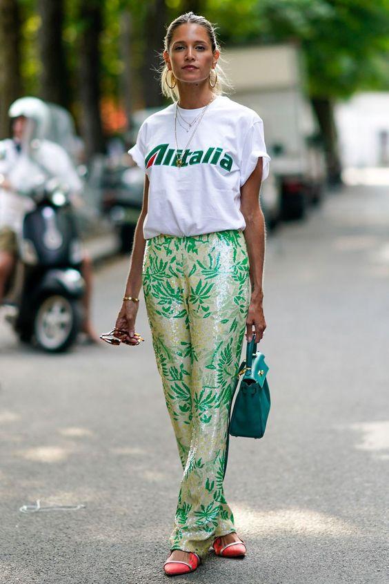 Модные брюки 2021 / pinterest.com