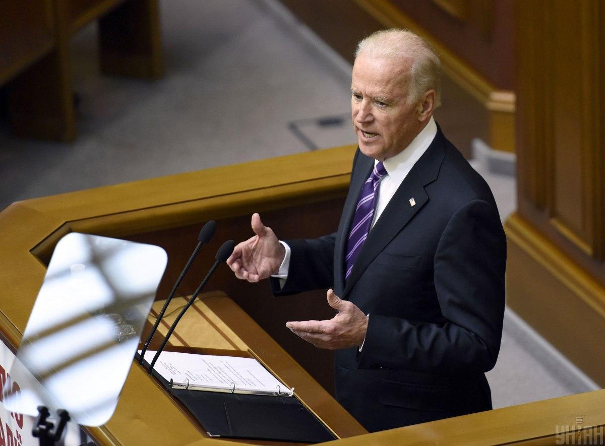 Biden will not arrive in Kyiv in August / photo UNIAN, Alexander Kosarev