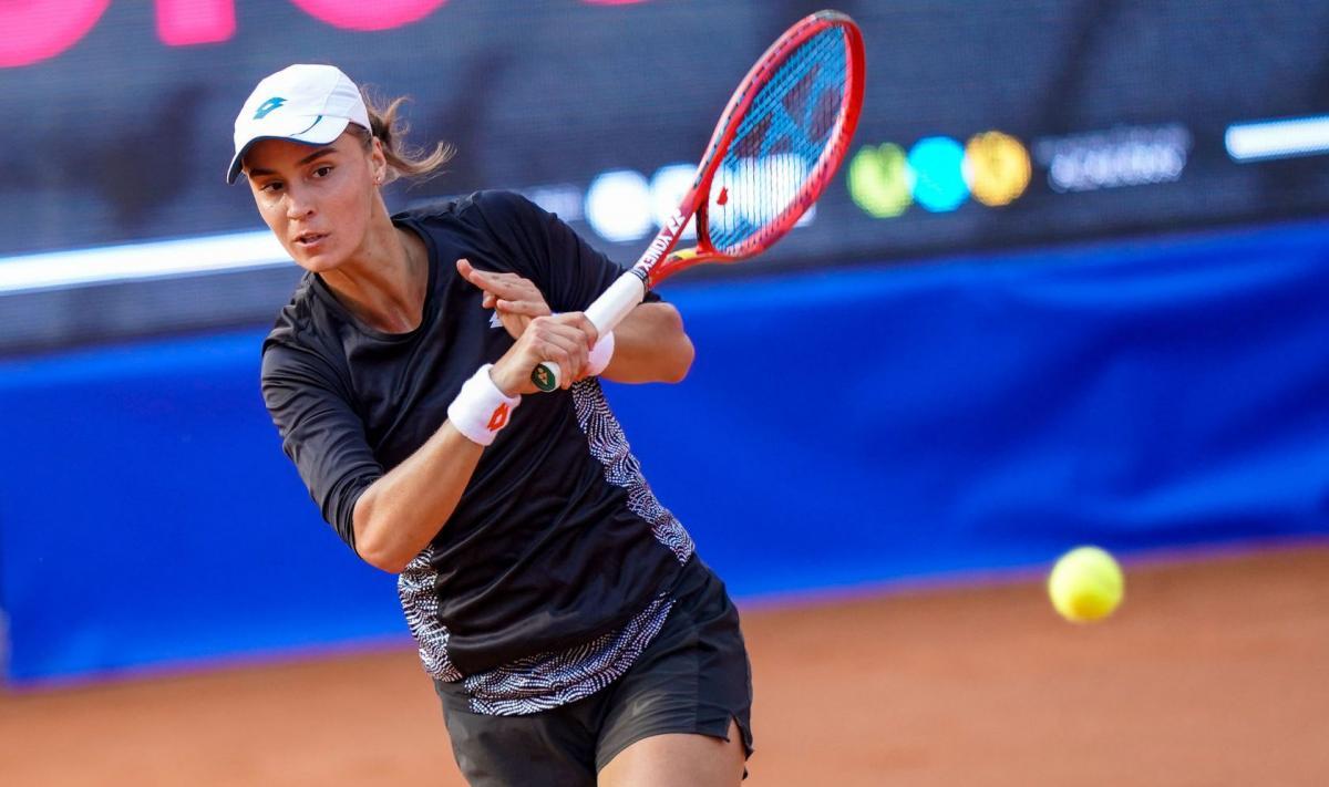 Ангеліна Калініна поступилася у фіналі / фото WTA