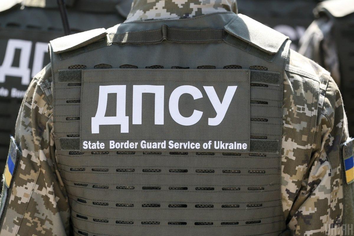 On the border with Russia Sbushniks attacked Ukrainian border guards / photo UNIAN, Vyacheslav Ratinsky