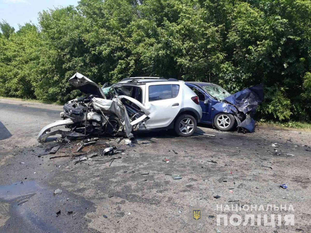 Инцидент произошел 18 июля / фото Нацполиция