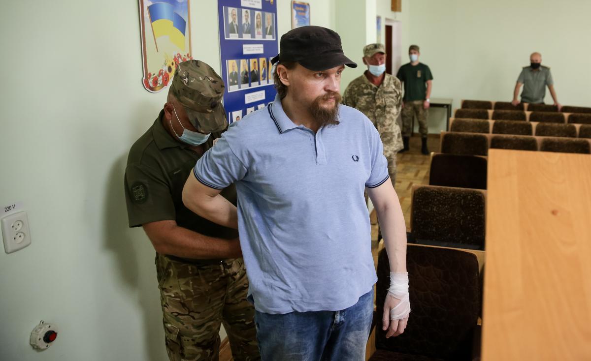 Максим «Плохой» Кривош / УНІАН