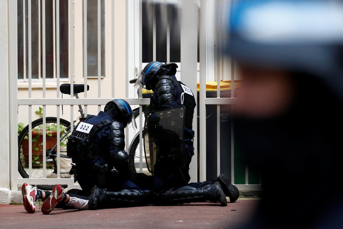 Во Франции застрелили опасного преступника/ фото REUTERS
