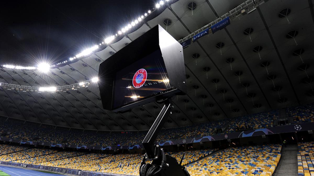 Ответный матч Шахтер проведет на Олимпийском / фото ФК Шахтер