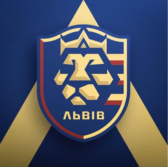 """Новая эмблема ПФК """"Львов"""" / instagram lviv.fc"""