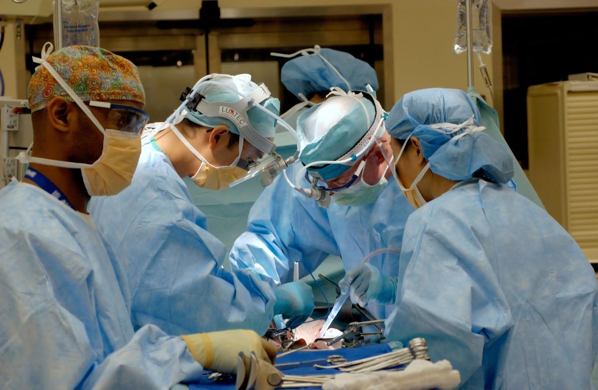 В Италии пациенту впервые пересадили биопротез Aeson / фото Unsplash