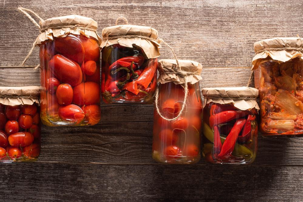 Маринованные помидоры польза и вред / фото ua.depositphotos.com